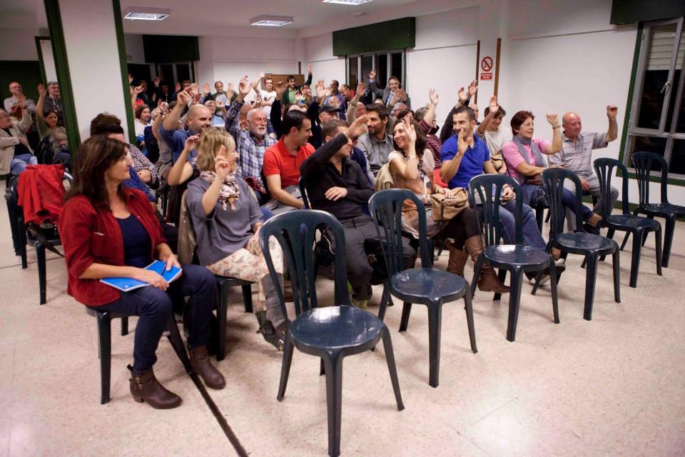 Este viernes comenzó en Dorneda la ronda para elegir candidatos que se presentarán a las primarias de Alternativa...