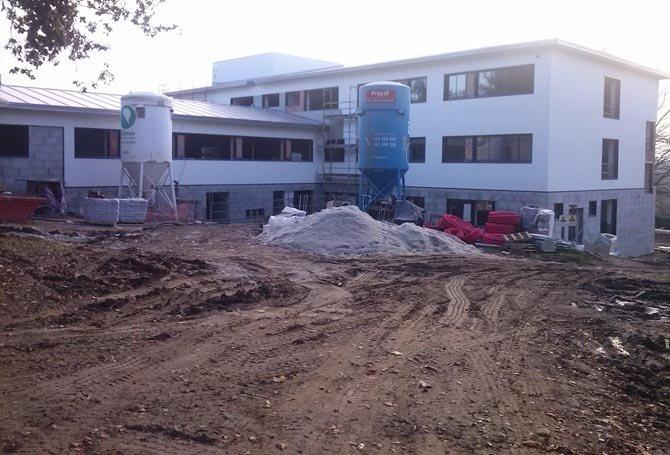 Tamén a integración da Escola de Educación Infantil de Vilar